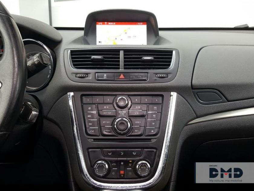 Opel Mokka 1.4 Turbo 140ch Cosmo Pack Auto 4x2 - Visuel #6