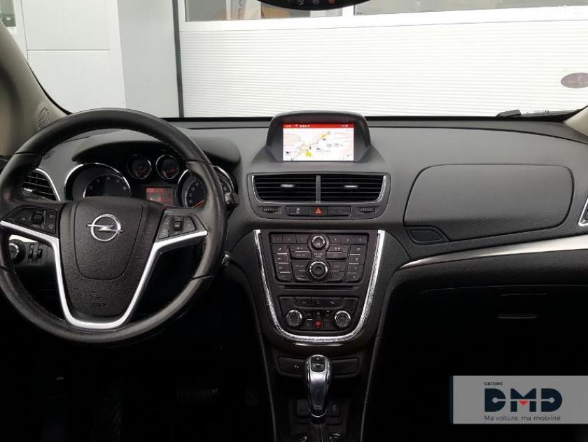 Opel Mokka 1.4 Turbo 140ch Cosmo Pack Auto 4x2 - Visuel #5