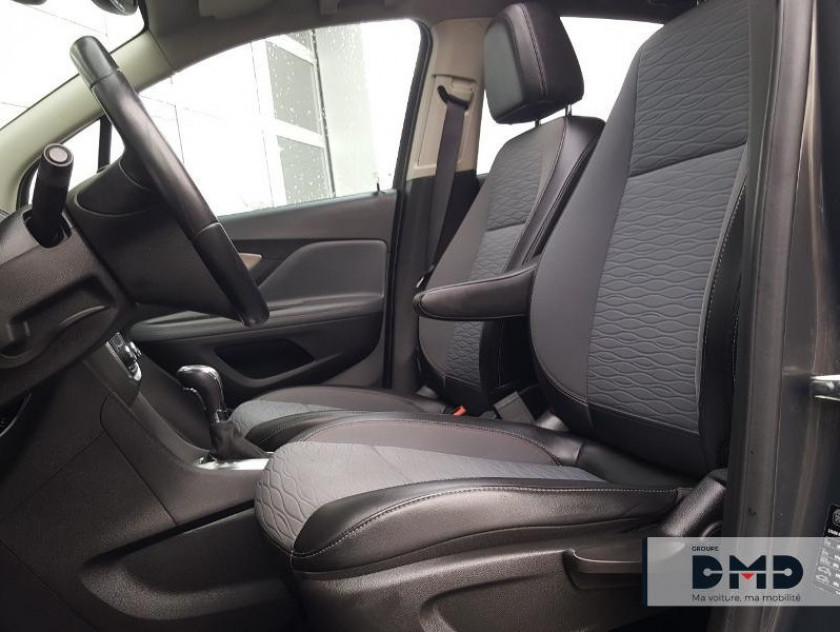 Opel Mokka 1.4 Turbo 140ch Cosmo Pack Auto 4x2 - Visuel #9