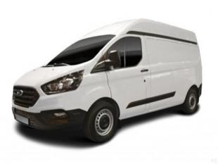 Ford Transit Custom Cabine Approfondie Ca 320 L2h1 2.0 Ecoblue 170 S&s Bva Trend Business 4p