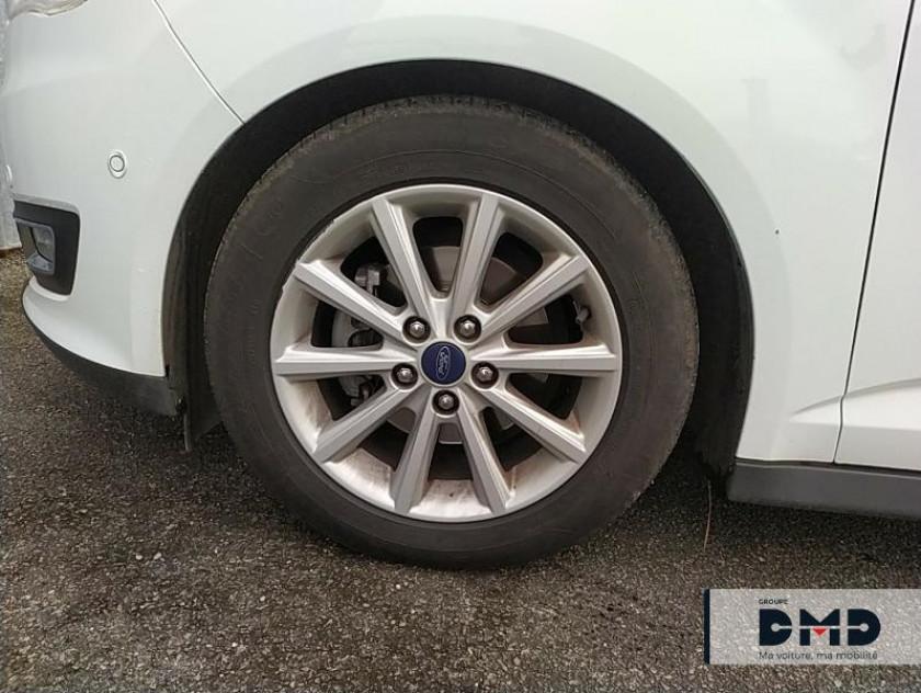 Ford C-max 1.0 Ecoboost 125ch Stop&start Titanium - Visuel #12