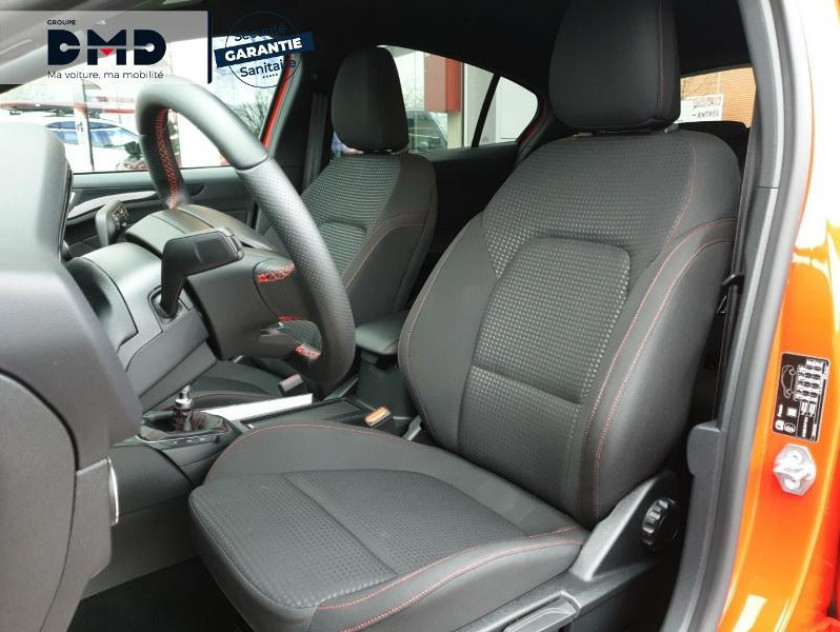 Ford Focus 1.0 Ecoboost 125ch St-line Business - Visuel #9