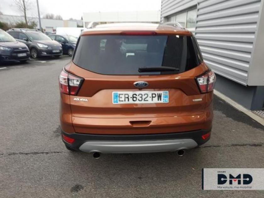 Ford Kuga 1.5 Ecoboost 150ch Stop&start Titanium 4x2 - Visuel #11