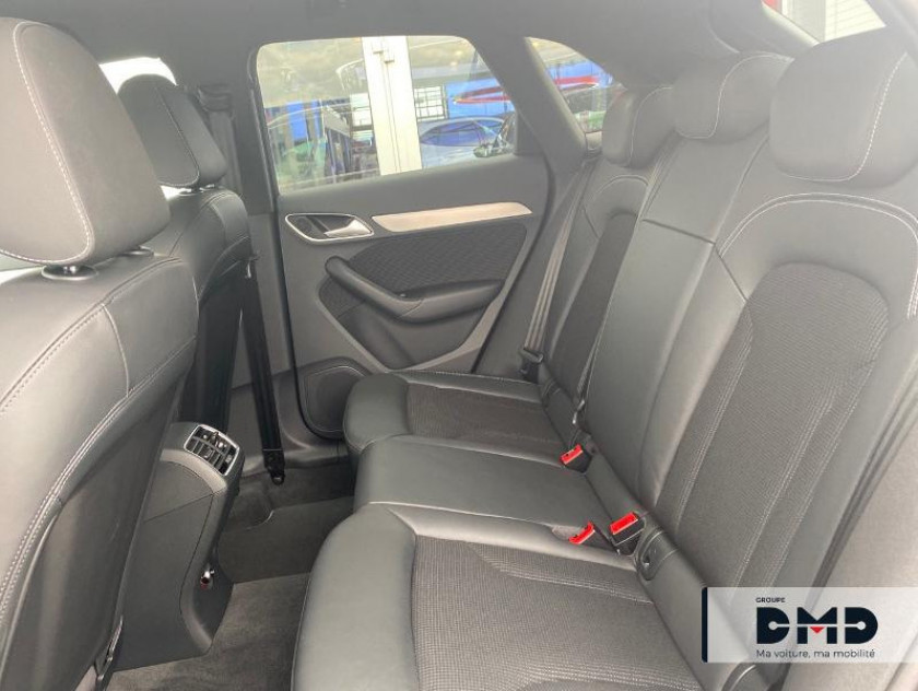 Audi Q3 2.0 Tdi 150ch S Line S Tronic 7 - Visuel #10