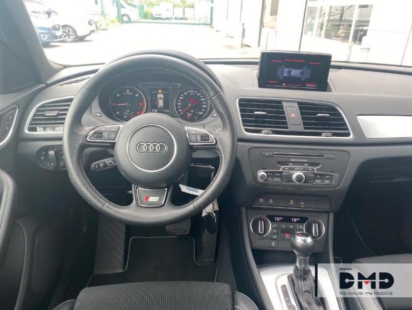 Audi Q3 2.0 Tdi 150ch S Line S Tronic 7 - Visuel #5