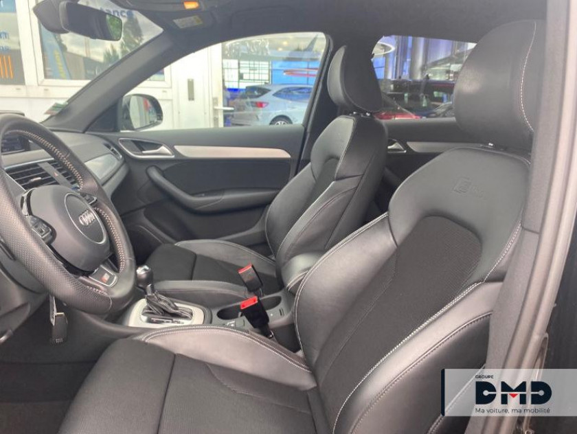 Audi Q3 2.0 Tdi 150ch S Line S Tronic 7 - Visuel #9