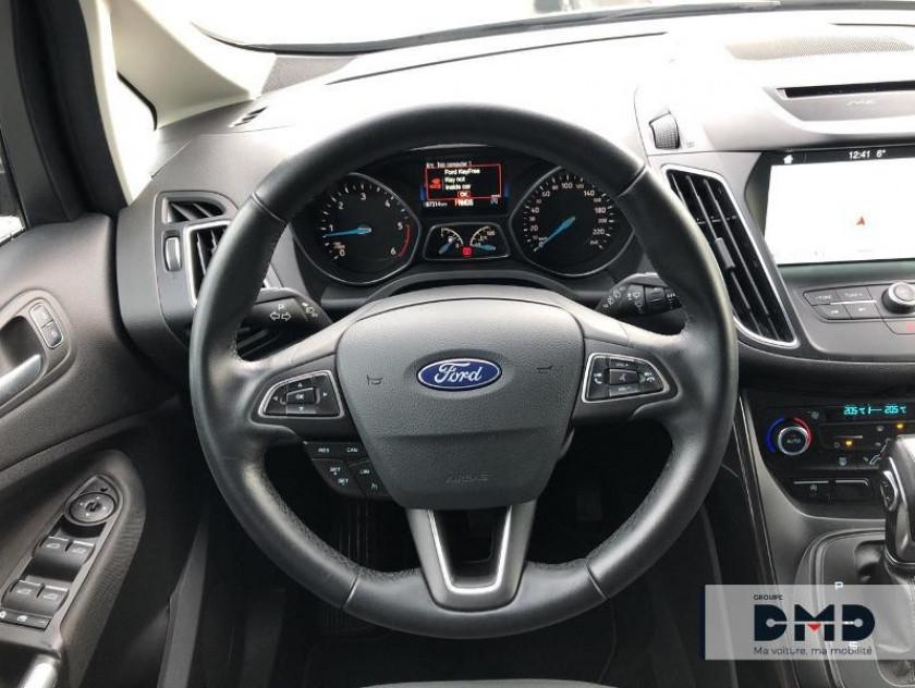 Ford C-max 1.5 Tdci 120ch Stop&start Titanium Powershift - Visuel #7