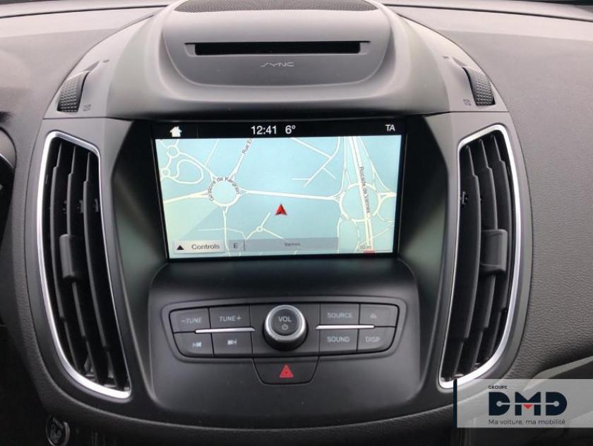 Ford C-max 1.5 Tdci 120ch Stop&start Titanium Powershift - Visuel #6