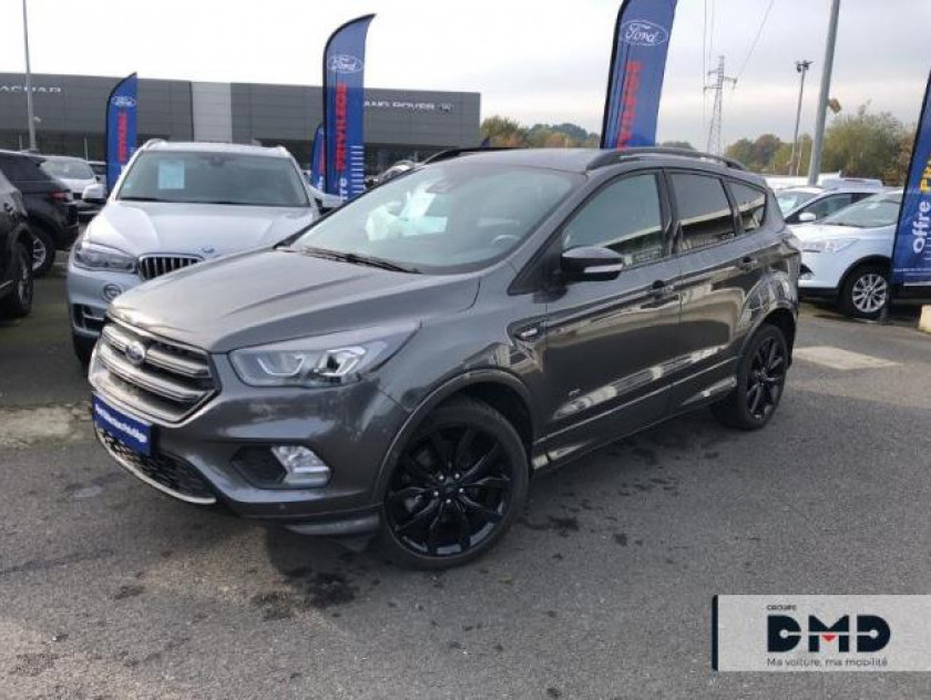 Ford Kuga 2.0 Tdci 180ch Stop&start St-line 4x4 - Visuel #14