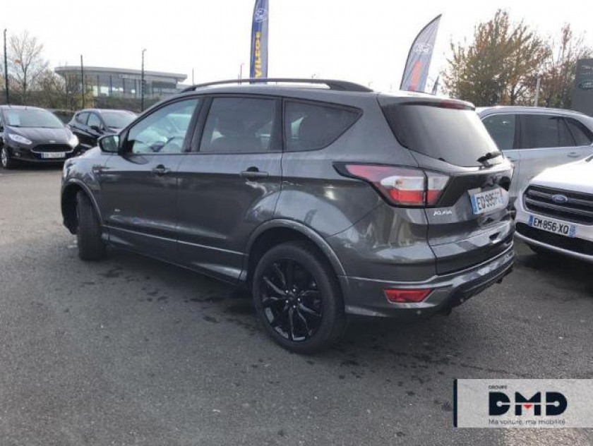Ford Kuga 2.0 Tdci 180ch Stop&start St-line 4x4 - Visuel #3