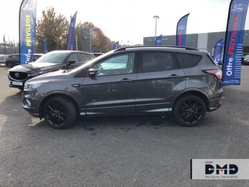 Ford Kuga 2.0 Tdci 180ch Stop&start St-line 4x4 - Visuel #2