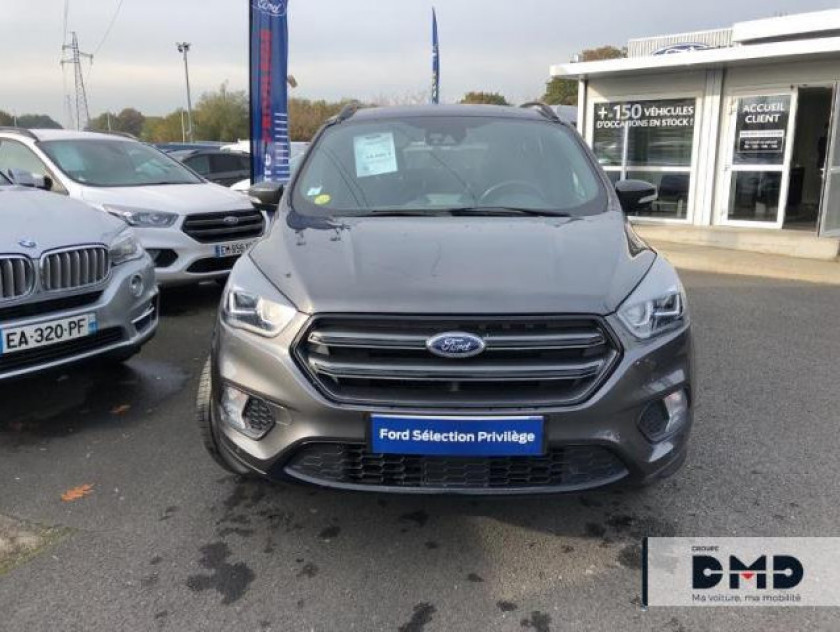 Ford Kuga 2.0 Tdci 180ch Stop&start St-line 4x4 - Visuel #4