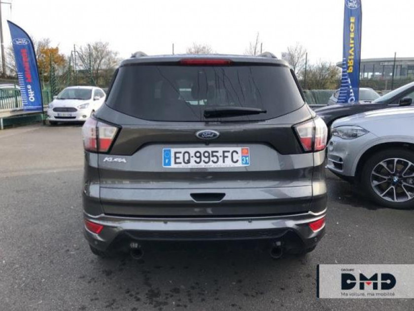 Ford Kuga 2.0 Tdci 180ch Stop&start St-line 4x4 - Visuel #11