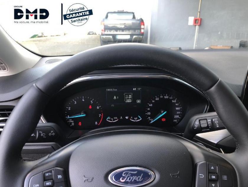 Ford Focus 1.0 Ecoboost 125ch Titanium 97g - Visuel #7