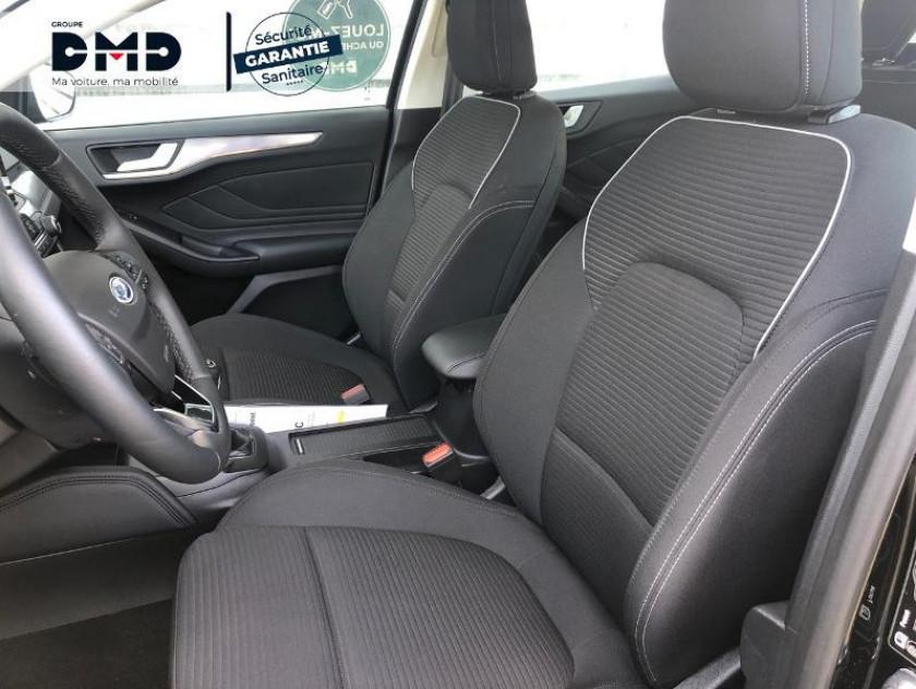 Ford Focus 1.0 Ecoboost 125ch Titanium 97g - Visuel #9