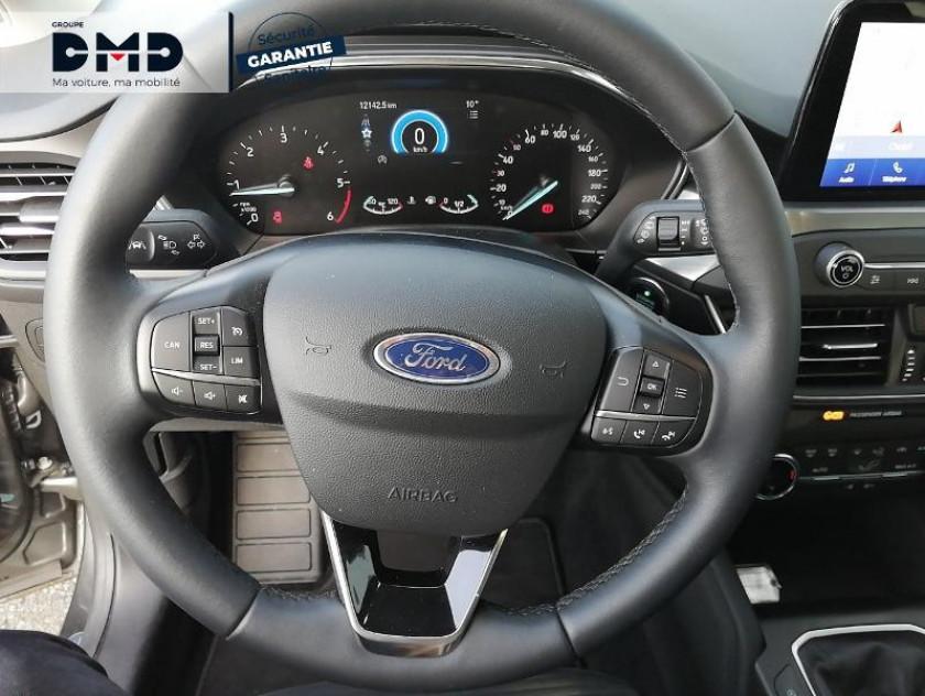 Ford Focus Sw 1.5 Ecoblue 120ch Titanium 90g - Visuel #9