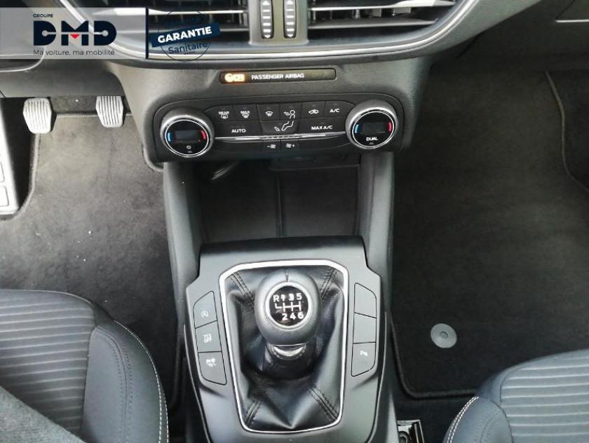 Ford Focus Sw 1.5 Ecoblue 120ch Titanium 90g - Visuel #11