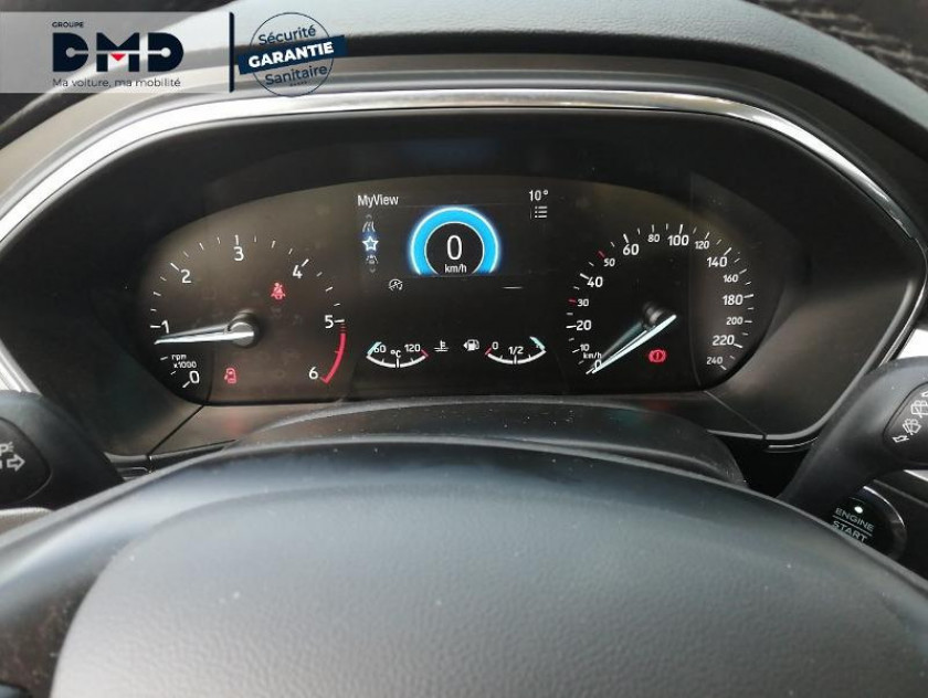 Ford Focus Sw 1.5 Ecoblue 120ch Titanium 90g - Visuel #8