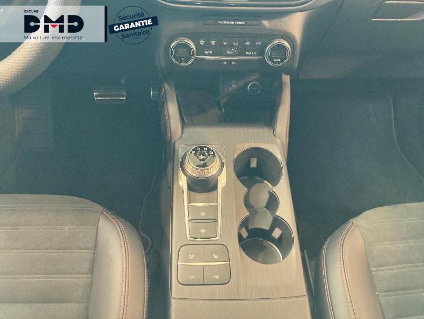Ford Kuga 2.5 Duratec 225ch Powersplit Phev St-line X E-cvt - Visuel #8