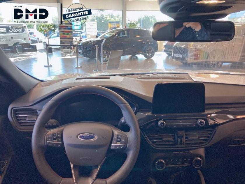 Ford Kuga 2.5 Duratec 225ch Powersplit Phev St-line X E-cvt - Visuel #5
