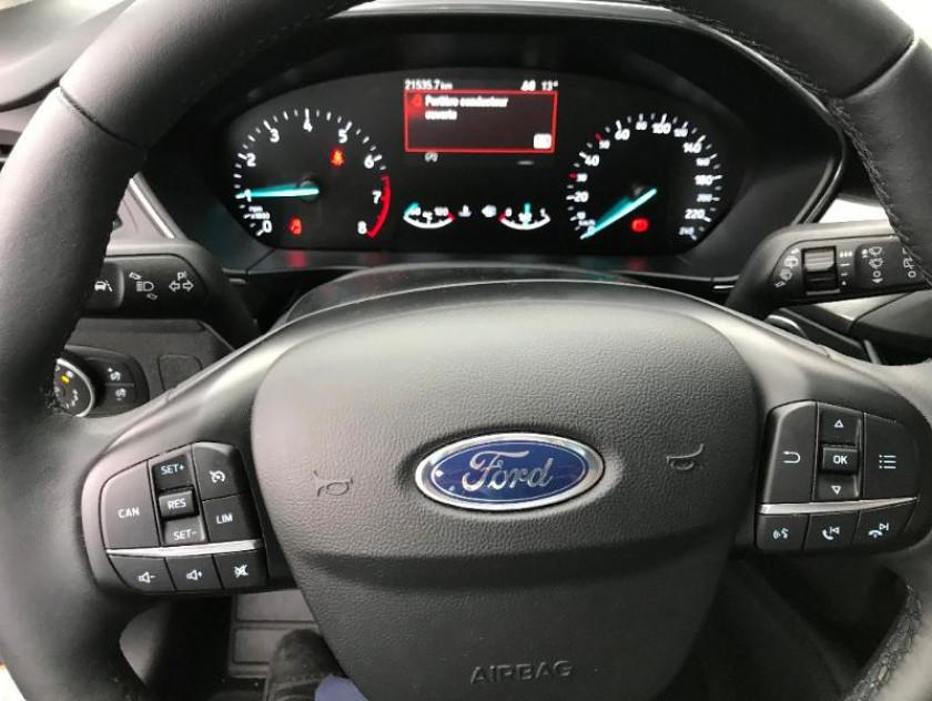 Ford Focus 1.0 Ecoboost 125ch Titanium 96g - Visuel #10