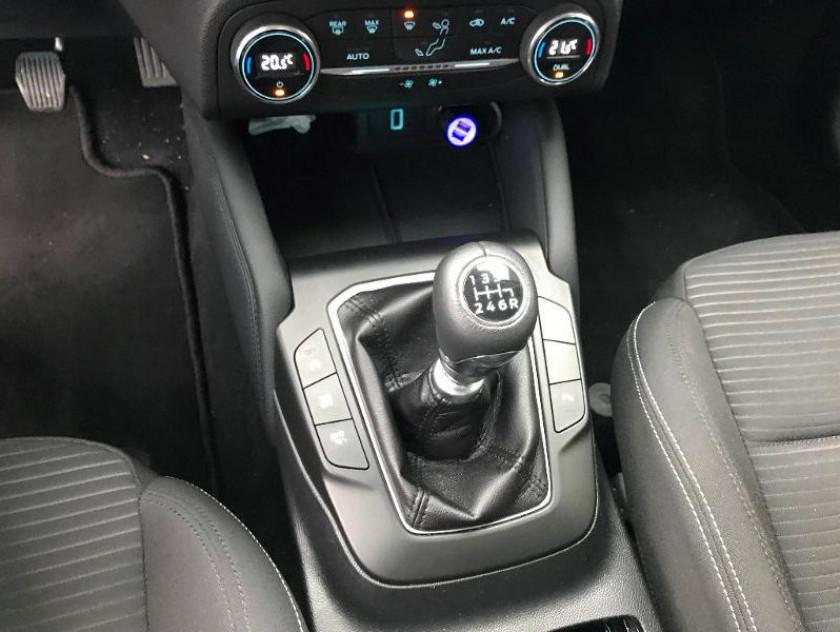 Ford Focus 1.0 Ecoboost 125ch Titanium 96g - Visuel #12