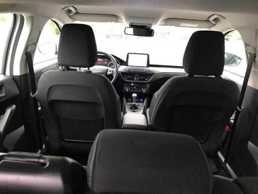 Ford Focus 1.0 Ecoboost 125ch Titanium 96g - Visuel #8
