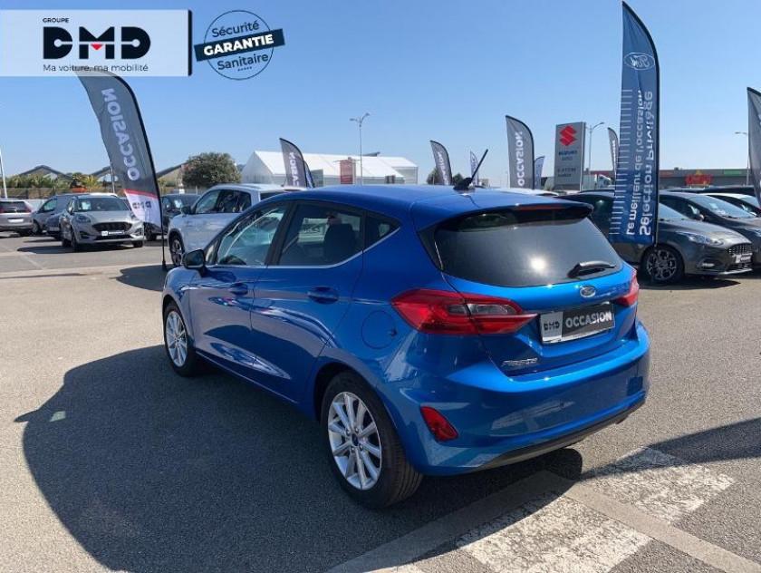 Ford Fiesta 1.0 Ecoboost 95ch Titanium 5p - Visuel #3