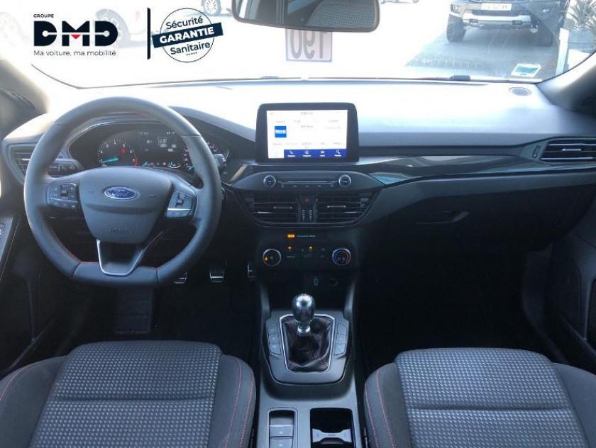 Ford Focus 1.0 Ecoboost 125ch St-line 96g - Visuel #5