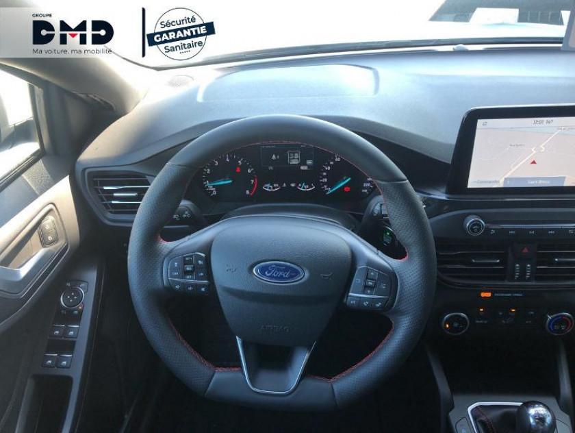 Ford Focus 1.0 Ecoboost 125ch St-line 96g - Visuel #7