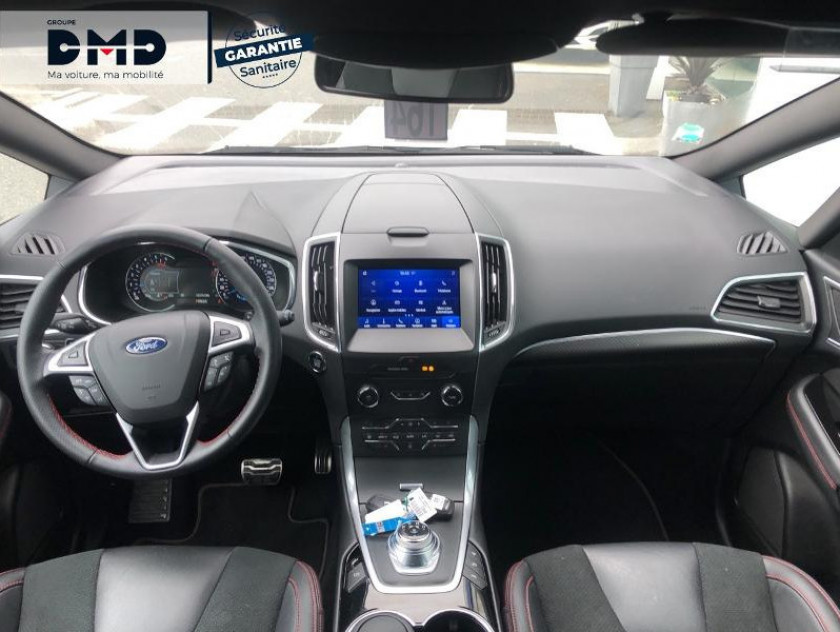 Ford S-max 2.0 Ecoblue 150ch St-line Bva8 Euro6.2 - Visuel #5