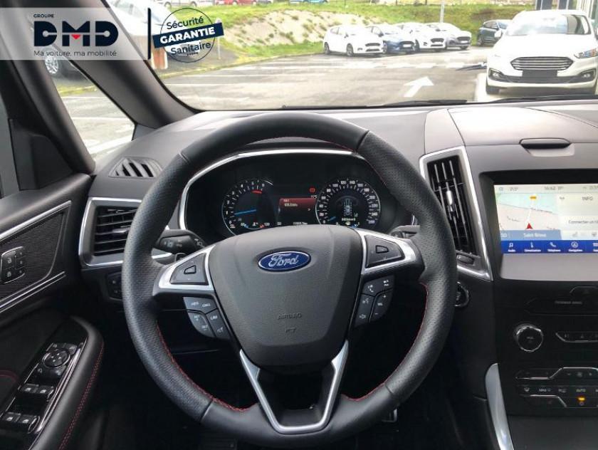 Ford S-max 2.0 Ecoblue 150ch St-line Bva8 Euro6.2 - Visuel #7