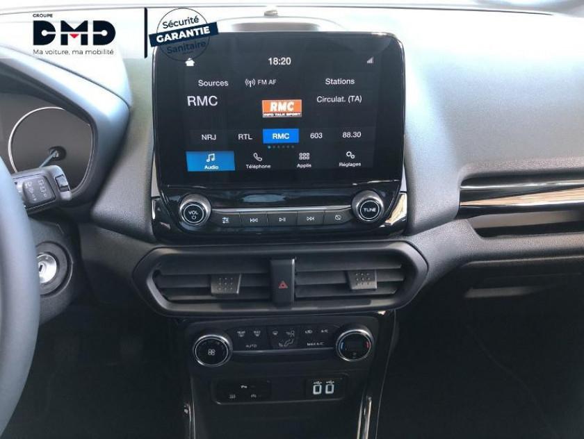 Ford Ecosport 1.0 Ecoboost 125ch Titanium - Visuel #6
