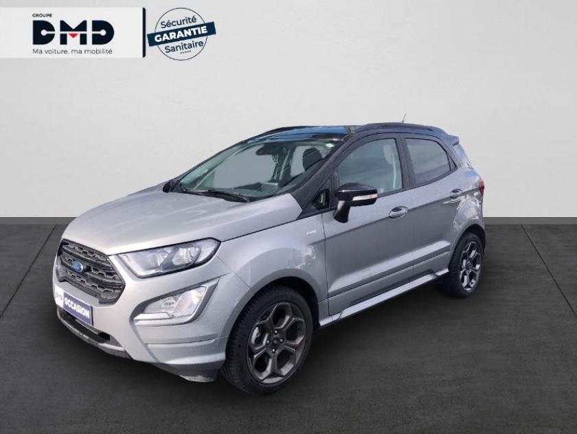 Ford Ecosport 1.5 Ecoblue 95ch St-line - Visuel #1