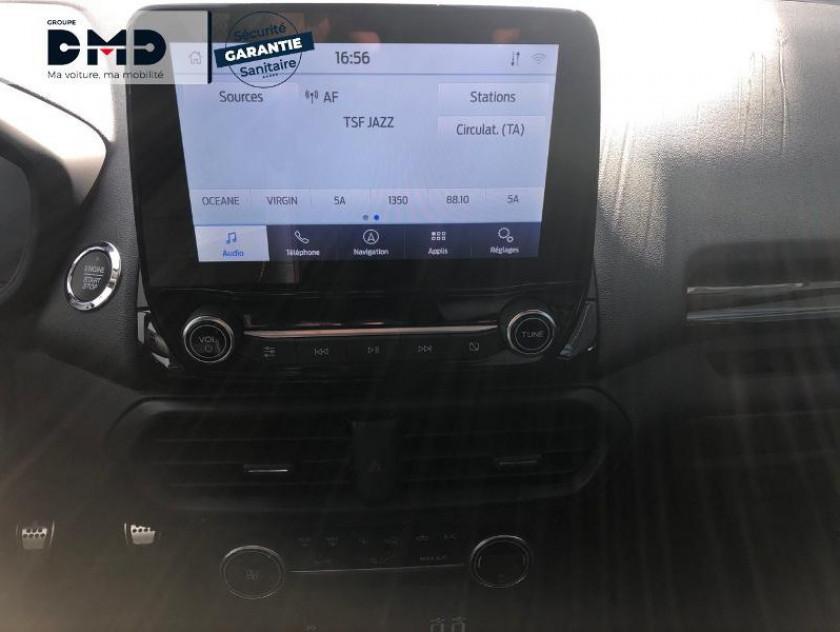 Ford Ecosport 1.5 Ecoblue 95ch St-line - Visuel #6