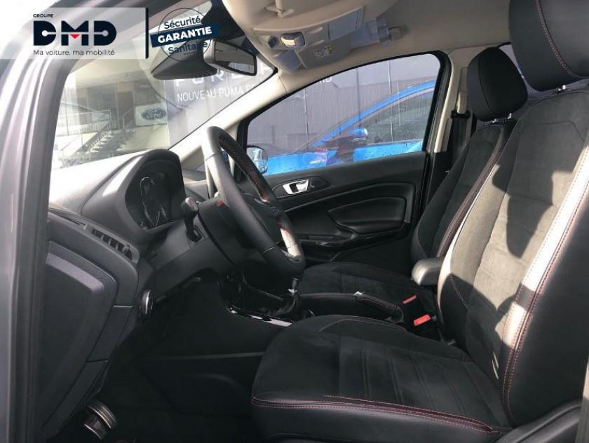 Ford Ecosport 1.5 Ecoblue 95ch St-line - Visuel #9