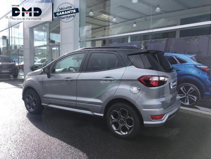 Ford Ecosport 1.5 Ecoblue 95ch St-line - Visuel #3