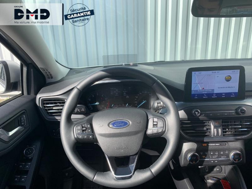 Ford Focus Active Sw 1.0 Ecoboost 125ch Business Bva - Visuel #7
