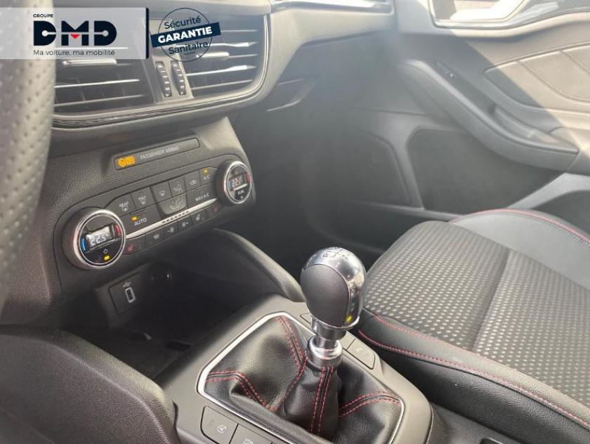 Ford Focus 2.0 Ecoblue 150ch St-line 8cv - Visuel #8