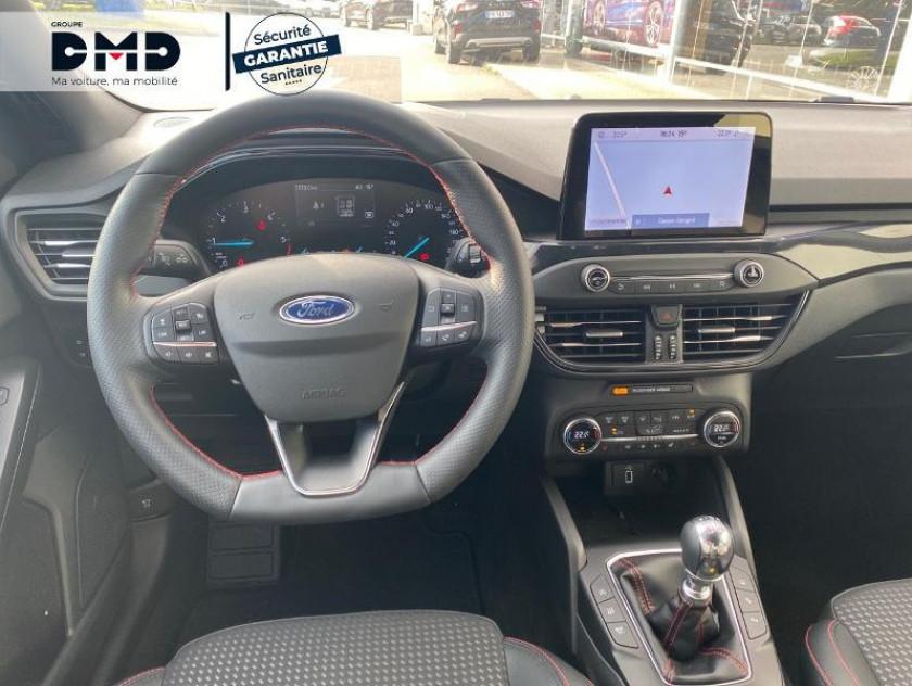 Ford Focus 2.0 Ecoblue 150ch St-line 8cv - Visuel #5