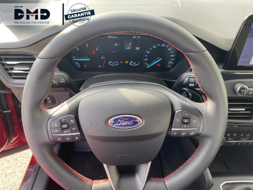 Ford Focus 2.0 Ecoblue 150ch St-line 8cv - Visuel #7