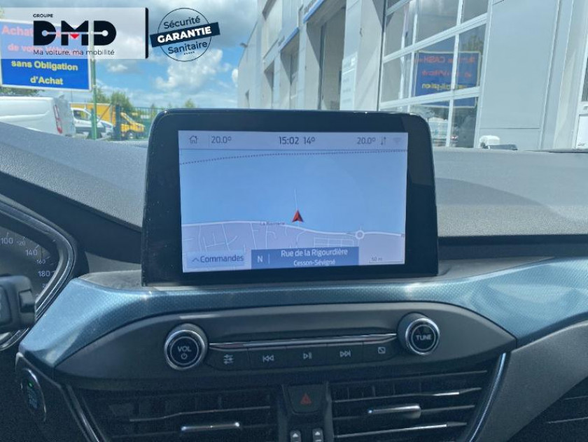 Ford Focus Active 1.0 Ecoboost 125ch - Visuel #6