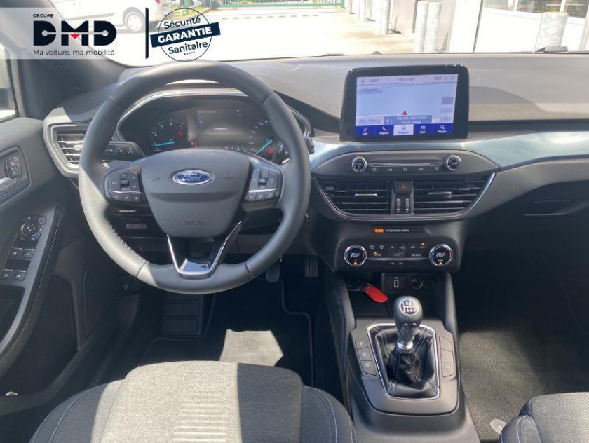 Ford Focus Active 1.0 Ecoboost 125ch - Visuel #5