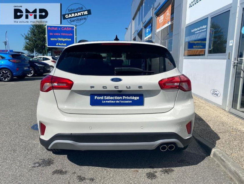 Ford Focus Active 1.0 Ecoboost 125ch Stop&start - Visuel #11