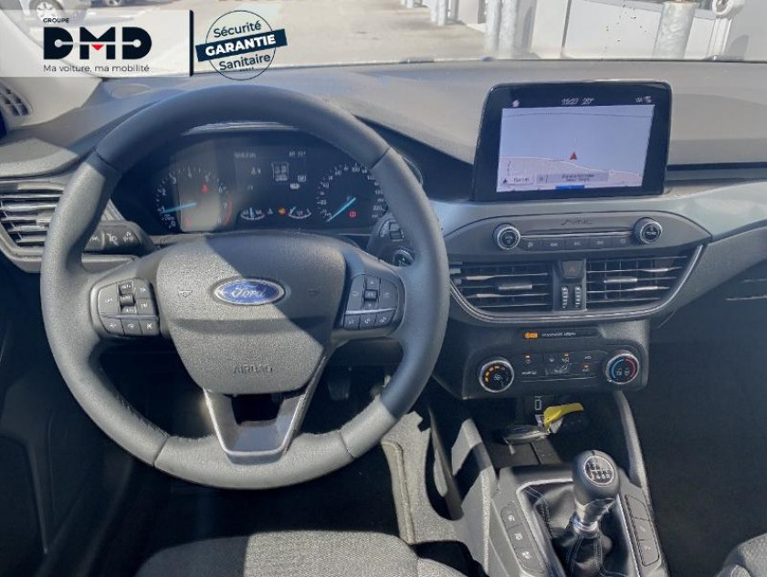 Ford Focus Active 1.0 Ecoboost 125ch Stop&start - Visuel #5