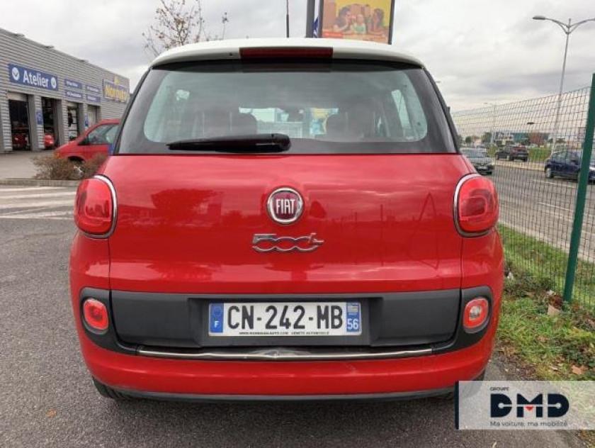Fiat 500l 1.3 Multijet 16v 85ch S&s Easy - Visuel #11
