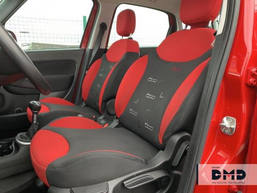Fiat 500l 1.3 Multijet 16v 85ch S&s Easy - Visuel #9