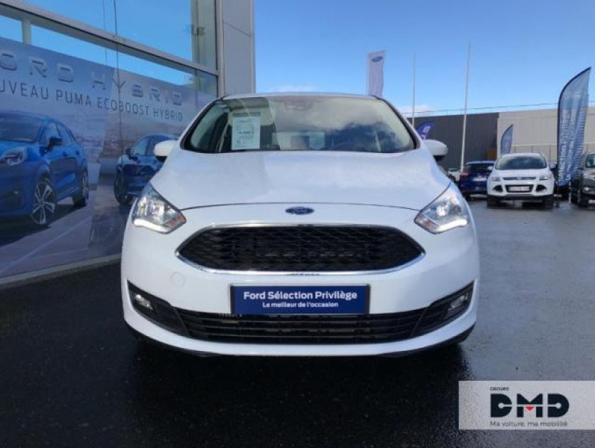 Ford C-max 1.0 Ecoboost 100ch Stop&start Trend - Visuel #4