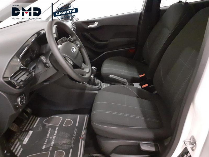Ford Fiesta 1.0 Ecoboost 95ch Cool & Connect 5p - Visuel #9