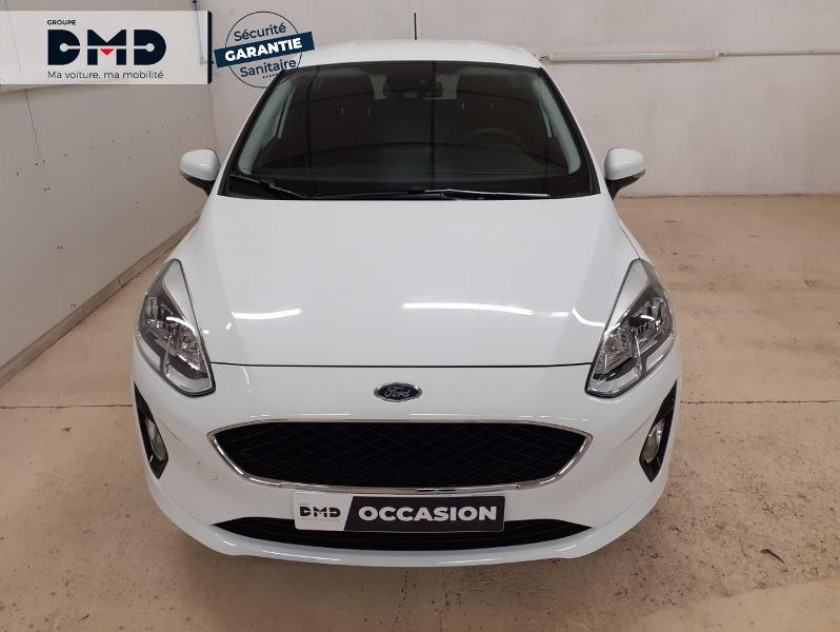 Ford Fiesta 1.0 Ecoboost 95ch Cool & Connect 5p - Visuel #4